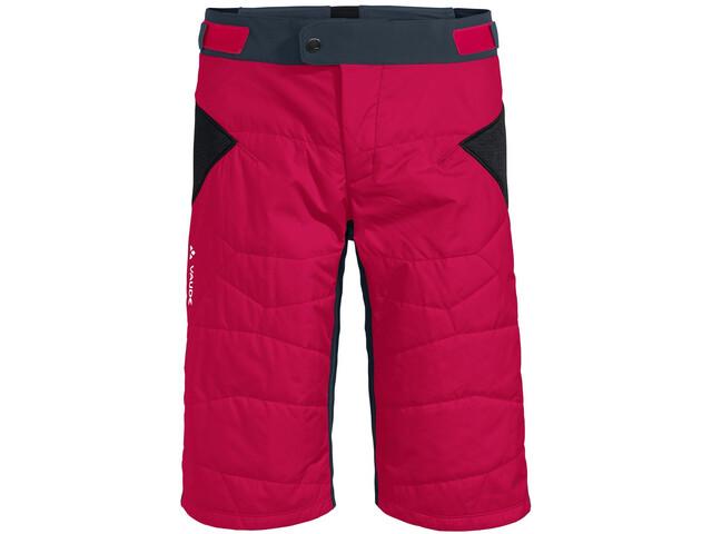 VAUDE Minaki III Shorts Herren cranberry/steelblue